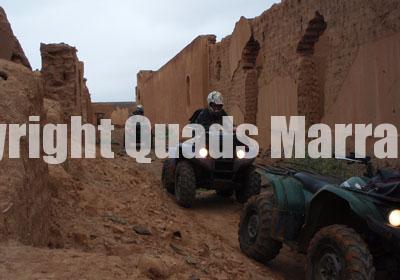 Raid Quad Marrakech Maroc